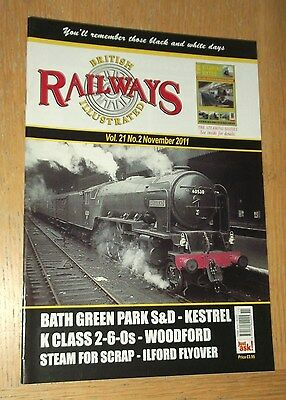 British Railways Illustrated magazine Vol 21 No 2 November 2011 (Irwell Press)