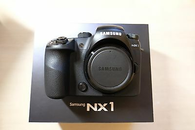 Samsung NX1 28.2MP Digital Camera ,Black (Body Only)