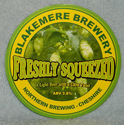 Blakemere Freshly Squeezed Pump Clip Front