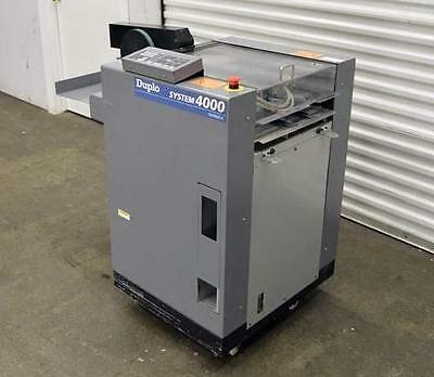 Duplo Dbm 400 T Face Trimmer For 2000, 3000 And 4000 Series Bookletmaker