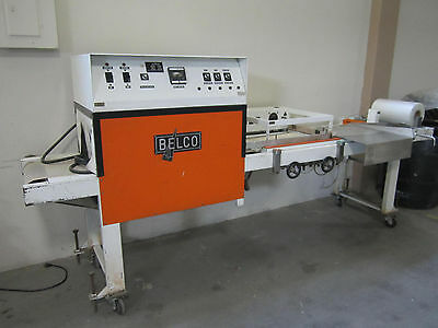 BELCO SHRINK WRAPPER - 20x25 SHRINK WRAP SYSTEM,  EASTEY, SHANKLIN,