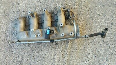 Saab 9-3 1.9 Tid Inlet Manifold  Engine Code Z19Dt Vectra C Cdti 2002 - 2007 #e0