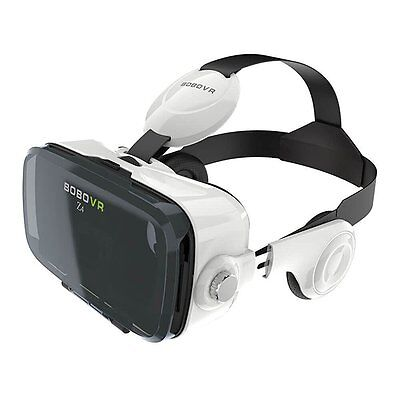 BOBOVR Z4 VR Virtual Reality Headset 3D Glasses with Headphone