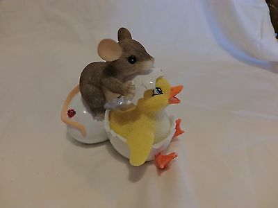 Charming Tails DUCKY TO MEET YOU 88/103 Mouse Duck Hatching DEAN GRIFF (U)