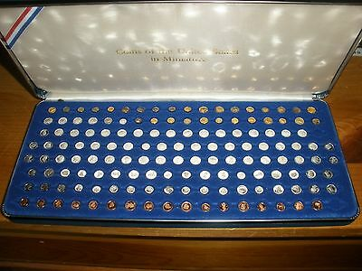 Franklin Mint Coins in Minature Set