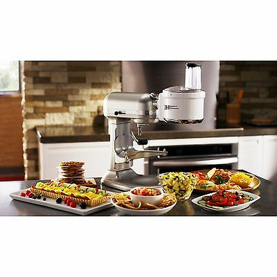 KitchenAid ExactSlice Food Processor Attachment - Fits All Stand Mixers