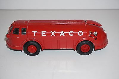 VINTAGE TEXACO TANKER BANK TRUCK EXTRA NICE CONDITION by ERTLE