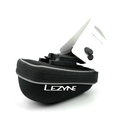 Lezyne Pod Caddy Bike Bicycle Quick Release Lightweight Saddle Bag Pannier - S