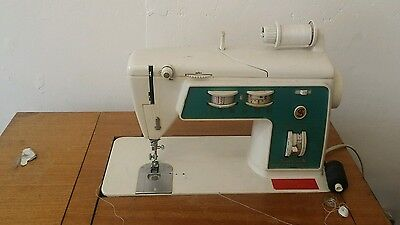singer touch n sew semi industrial sewing machine