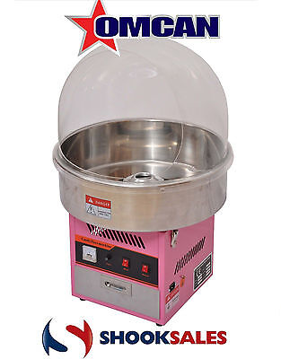"Omcan 41337 Countertop Cotton Candy Maker with 28ï¾"" bowl New York"