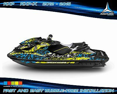 Decals stickers kit  for watercraft BRP Seadoo RXP and RXP-X 2012-2016