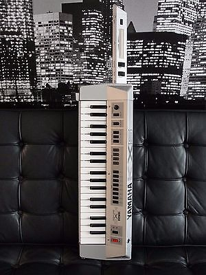 Yamaha KX5 Keytar 80s Vintage great condition!!! + carry case