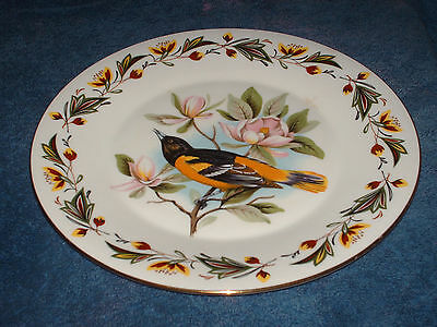 royal sutherland H M  collectors plate 27.5 cm round