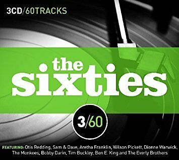 3/60 - The Sixties [Audio CD] Various Artists (NEW & SEALED)