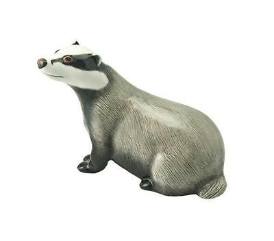 John Beswick Country Animals Figure BADGER JBW16 - New & Boxed