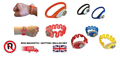 Non Magnetic Ibutton / Dallas Key  / Wristband Watch - UK Distributor