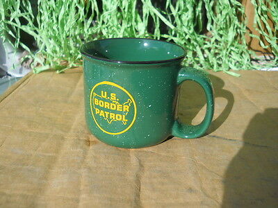US United States Border Patrol Yuma Arizona Sector Coffee Cup Mug