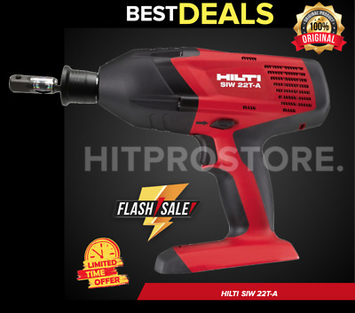 Hilti Siw 22T-A Cordless Impact Drill Driver, New, Bare Tool Only, Fast Ship