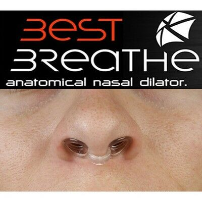 Best Breathe Dilatador Nasal Anatomical Dilator Anatómico Arkopharma
