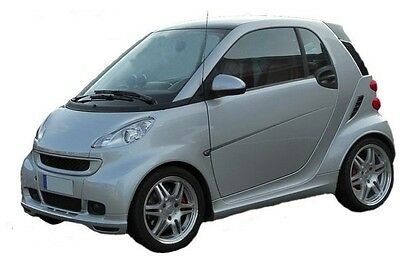 Frontspoiler Smart FOR TWO 451 07-05/2012 (FS 445P)