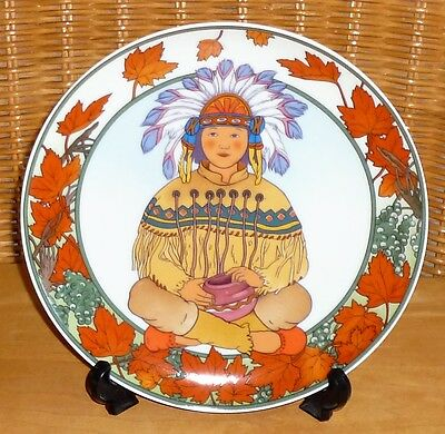 Villeroy & Boch Unicef Children Of The World Plate Series No ; 9 United States