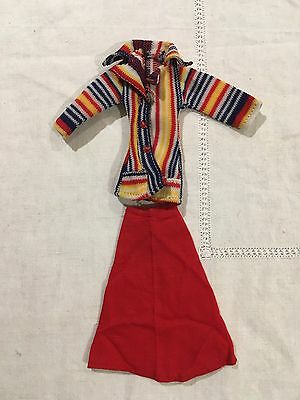 Vintage Barbie Or Sindy Outfit 1970's