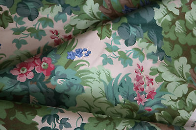 """French Country Cottage decorators Interior fabric panel 60"""" X 50"""" Bosquet"""