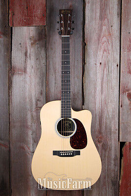 Martin DCPA5 Performing Artist Dreadnought Acoustic Electric Guitar Spruce Top