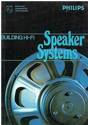 M.d. Hull, C. Eng BUILDING HI-FI SPEAKER SYSTEMS Philips 1977