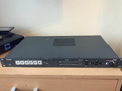 Extron IN1606 Six Input HDCP Compliant Scaling Presentation Switcher HDMI
