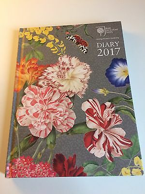 RHS Desk Diary 2017 by Royal Horticultural Society.
