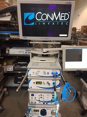 ConMed Linvatec IM4000 Endo Video Tower