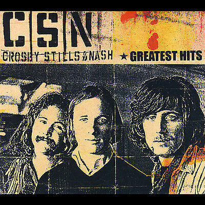 Greatest Hits - Crosby, Stills & Nash CD Sealed ! New !