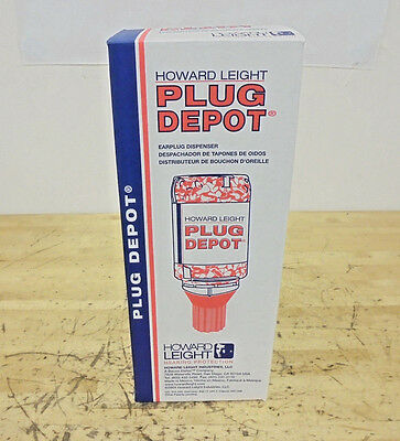 Howard Leight Laser Lite LL-PD-4 Plug Depot Earplug Dispenser Refill