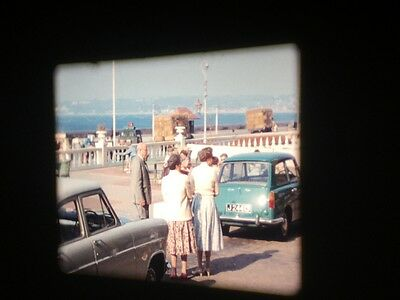 16mm Cine Film - Home Movie - States Of Jersey Late 1960s - (#F19/22)