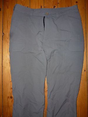 Rohan Walking Trousers Mens Size Medium (34) Green Worn Once Only