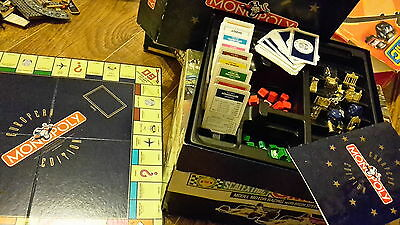 European monopoly edition board game toy traditional