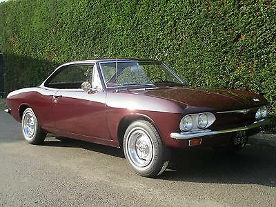 Chevrolet Corvair-immaculate ,19000 miles from new !