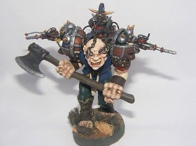 Giant - Chaos Dwarf Dreadnought  - Pro Painted - Warhammer  Dungeons & Dragons