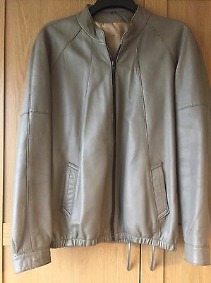 Mens Vintage Leather Jacket. Size 42 Good Condition,