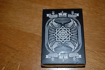 PUNCHDRUNK SLEEP NO MORE McKITTRICK HOTEL PLAYING CARDS - Collectible