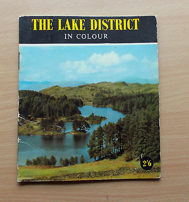 THE LAKE DISTRICT in Colour