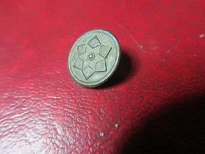 Medieval Spanish Button - 14mm - T013