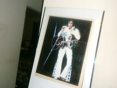 ELVIS PRESLEY  outstanding   CONCERT POSTER FROM SHOW  RARE POSTER