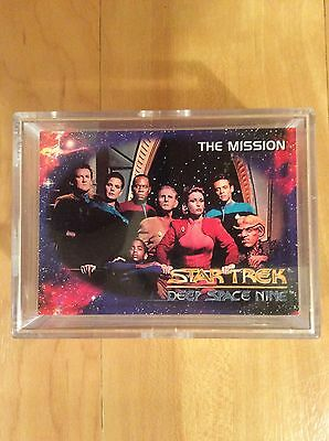 Star Trek Deep Space Nine 100 Trading Cards Set 1993 - Complete and Near Mint