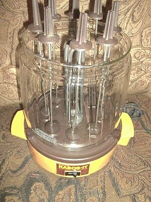 Wear-Ever KABOB-IT electric hors d'oeuvre/meal maker