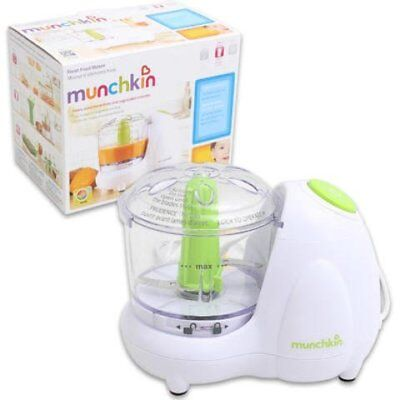 NEW Munchkin Fresh Baby Food Maker FREE SHIPPING