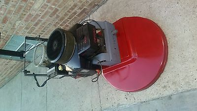propane  floor buffer polisher  27""