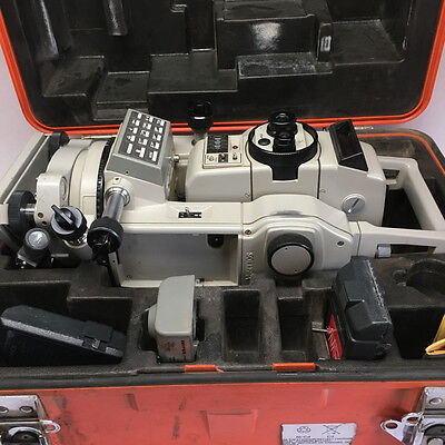 Sokkisha Transit SDM3FR Electronic Survey Equipment With Case & Accys.