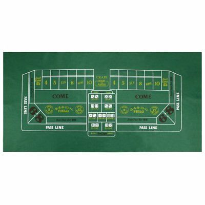 NEW Craps Table Felt by Brybelly FREE SHIPPING